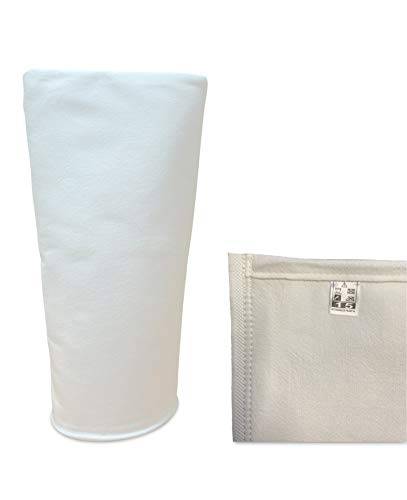 Filterbeutel, kompatibel mit Desjoyaux Pool – 2 x 15 Mikron