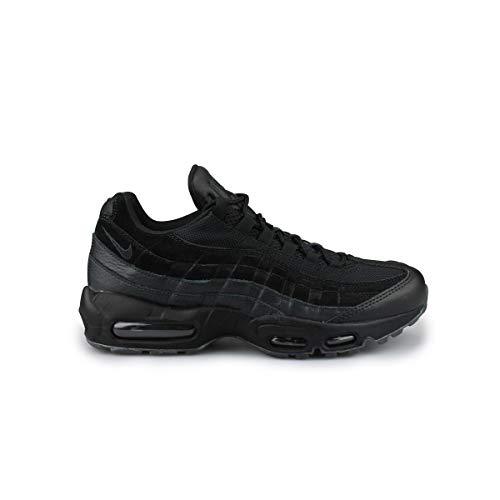 Nike Mens - Air MAX 95 Essential - Black Anthracite - UK 9
