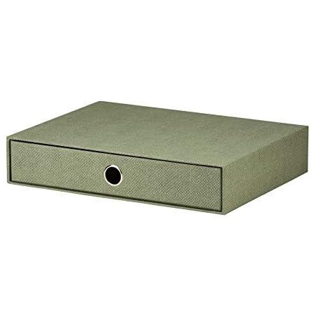 Rössler S.O.H.O. 1524452670 Boîte de rangement pour tiroir Format A4 avec trou de préhension
