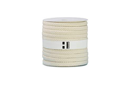 Hummelt Rope Baumwollseil Baumwollkordel (H) 12mm 20m Natur (beige) auf Rolle