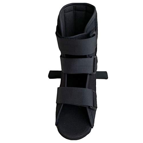 Artibetter CAM Walker Fracture Tobillo Bota esguince Zapatos estabilizadores para rehabilitación de Fractura de esguince de articulación de Tobillo (L)