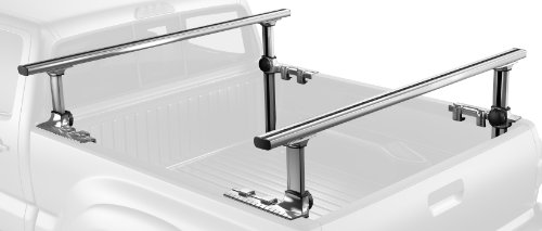 Thule Xsporter Pro Multi-Height Aluminum Truck Rack, Silver, One Size