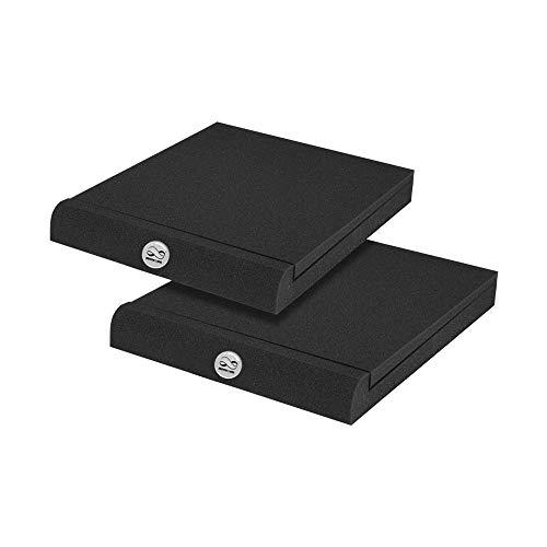 Infitronic - INSMA2633-2er-Pack Absorberplatte Isolationspads für Studio Monitor (265x330mm)