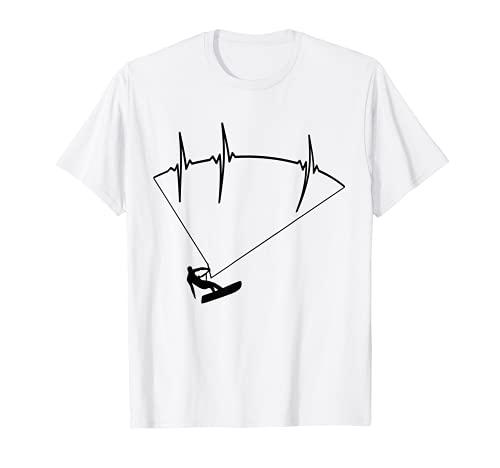 Camiseta Lifeline Kitesurfer Camiseta