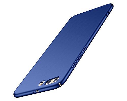 """EIISSION Coque pour Huawei Honor 9 (5.15"""") Coque,Ultra Mince La Surface Lisse Pleinement entouré de Protection téléphone pour Huawei Honor 9 (5.15"""") Smartphone,Bleu"""