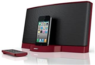 Bose SoundDock Series II Digital Music System (Red)
