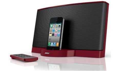 Bose SoundDock Series II Digital Music System (Red)