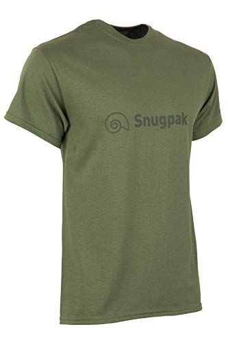 Snugpak We aller à Extremes T-Shirt - Olive, Medium