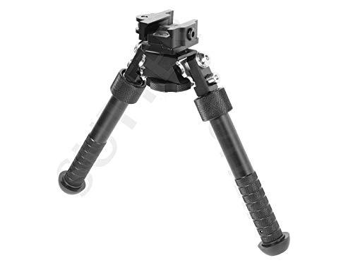 SUTTER Bipode pour Rails Weaver et Picatinny/Bipieds pour Carabine, Armes à air comprimé, Softair