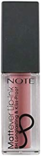 Note MATTEVER LIP INK 07 MOUVE ON