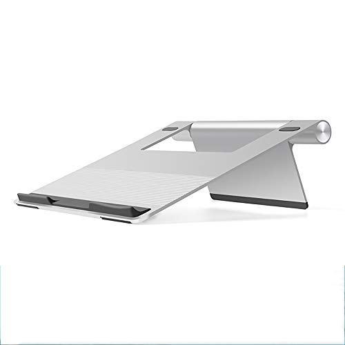 BAIYI Laptop Stand Aluminium Opvouwbare Laptop Stand Desktop Booster Radiator Geschikt voor Gaming Laptops, Draagbare Laptops