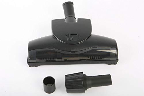Universale Turbodüse passend für alle Staubsauger mit Rohrdurchmesser 32mm, 35mm, 36mm, 37mm - z.B. für Miele, Siemens, Bosch, AEG, Clatronic, Electrolux, Progress, Sebo, Philips, Rowenta usw.