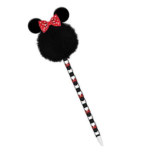 Original Disney Minnie Maus Puschel Kugelschreiber Schreibwaren