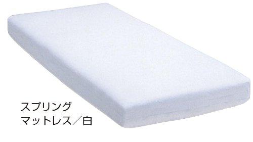 フランスベッド メディカルサービス 全包型防水シーツ 標準用〔85�p幅) スプリングマット用