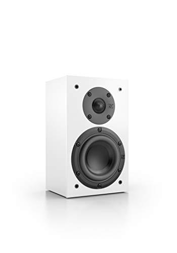 Nubert nuBox WS-103 Wandlautsprecher | Box für Heimkino & Musikgenuss | Flacher Lautsprecher onwall | Passive Surroundbox mit 2 Wege Technik | Kompaktlautsprecher Weiß | 1 Stück