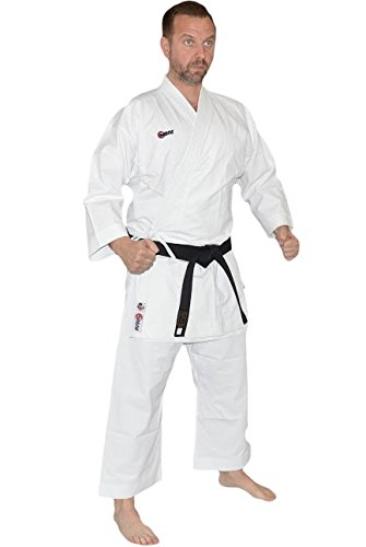 S.B.J - Sportland SMAI SX Kata Silver Karategi/Karateanzug, WKF, 10oz, 180