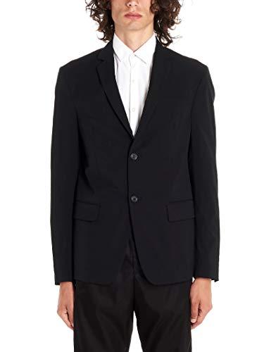 Prada Luxury Fashion Herren SD092S1921UNYF0002 Schwarz Polyester Blazer   Herbst Winter 19