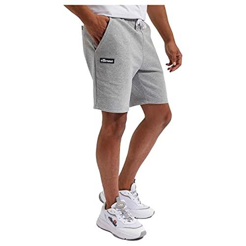 ellesse Jogger Herren Sydney Short Grau Grey Marl, Größe:XL