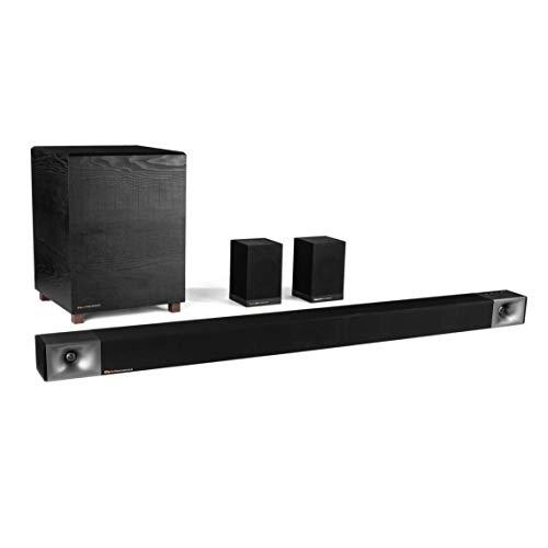 Klipsch Bar 48 5.1 Sound Bar Wireless Surround Sound System