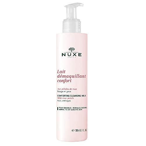 Nuxe Pétales de Rose Leche Desmaquillante Confort - 200 ml