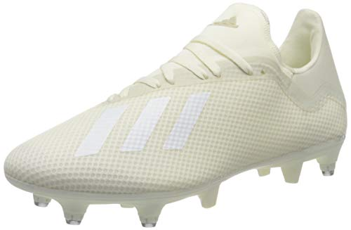 adidas X 18.3 SG, Botas de fútbol Hombre, Multicolor (Casbla/Ftwbla/Negbás 0), 40 EU 🔥