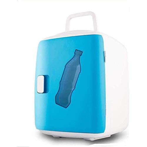 Verdikte koelkast, stille desktop-minibar autokoelkast huishoudelijke isolatie Home Multifunctionele reisslaapzaal (kleur: A)