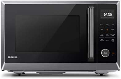 Toshiba ML2 EC10SA BS 4 in 1 Microwave Oven with Healthy Air Fry Convection Cooking Easy clean product image