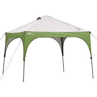 Coleman Instant Vordach, Unisex, Shelter quadratischer Baldachin mit geradem Bein., 765473-SSI, Mehrfarbig, Nicht zutreffend (B0038XPNPS) | Amazon price tracker / tracking, Amazon price history charts, Amazon price watches, Amazon price drop alerts