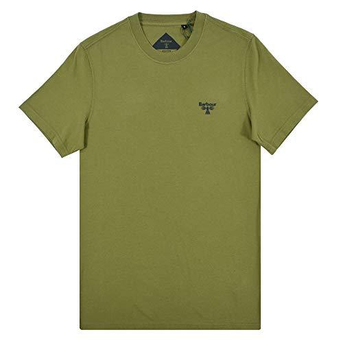 Barbour Barrow OVERL Chaqueta, Verde, L para Hombre