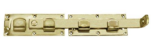 Connex Gartendoppeltor-Überwurf 430 x 72 mm, verzinkt, DY2900021