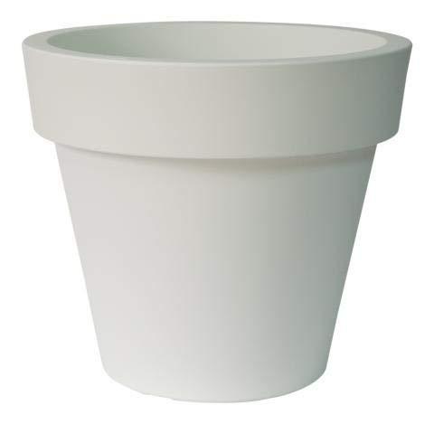 Vase Ikon cm.140 A2786 C2 Blanc