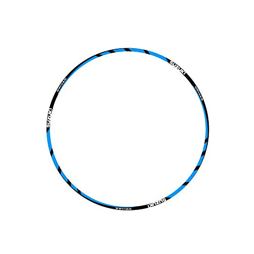 For Suzuki GSXR750 GSXR250 GSXR600 GSXR1000 motocicletas pegatinas rueda impermeable reflectante Lamer marcas personalizadas Frente amplificador trasero pegatinas moto (Color : Blue)