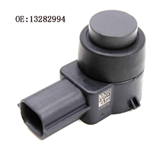 KEXQKN Preciso y Duradero, La Original 3 Pernos Ultraonic Sensor de Aparcamiento PDC 13282994 Sensor for Opel Buick GMC Cadillac Chevrolet Duradero (Color : Black)