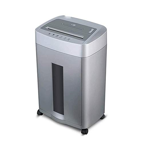 For Sale! ZCD Shredder for Home Office, Micro Cut Paper and Credit Card Shredder, 8 Sheet Paper Shre...