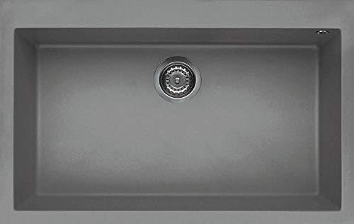 pierre antique 61 Elleci Master 475 /Évier 100 x 50 x 21 cm