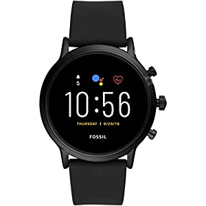 """[フォッシル] 腕時計 タッチスクリーンスマートウォッチ ジェネレーション5 FTW4025 メンズ 正規輸入品 ブ..."""""""