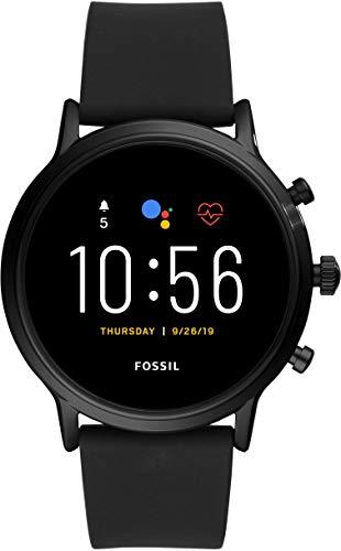 [フォッシル] 腕時計 タッチスクリーンスマートウォッチ ジェネレーション5 FTW4025 メンズ 正規輸入品 ブラック