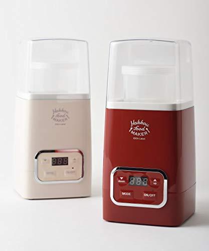 イデアインターナショナルイデアレーベル『発酵フードメーカー(ヨーグルトメーカー)(LOE037)』