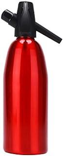 TOOGOO ソーダサイフォンCO2ディスペンサー水泡発生器クールドリンクカクテルソーダ機 アルミ合金バーDIYソーダメーカー