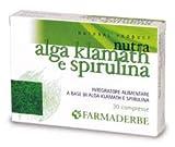 ALGA KLAMATH E SPIRULINA 30 COMPRESSE FARMADERBE