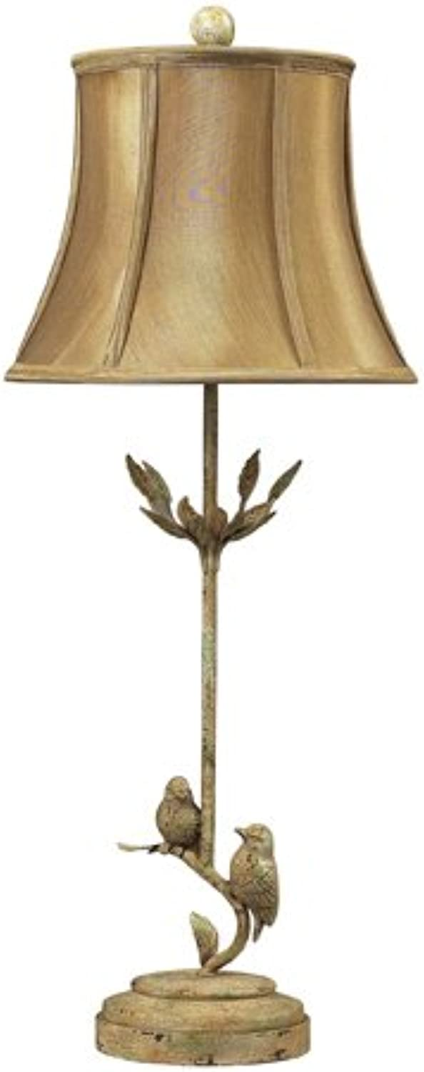 Dimond 93-9159 Lighting Birds Buffet Table Lamp, 11  x 11  x 28
