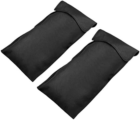 Hemoton 2pcs BBQ Tool Storage Bags Barbecue Hardware Tool Holder Pouch Barbecue Tool Holder product image