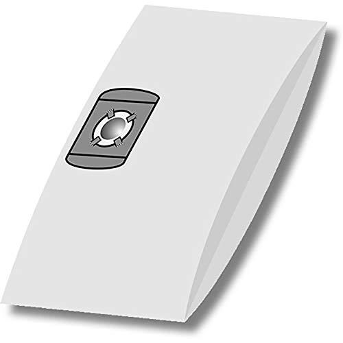 eVendix Staubsaugerbeutel kompatibel mit Thomas Bravo 20 S - Aquafilter, 8 Staubbeutel, kompatibel mit Swirl UNI20