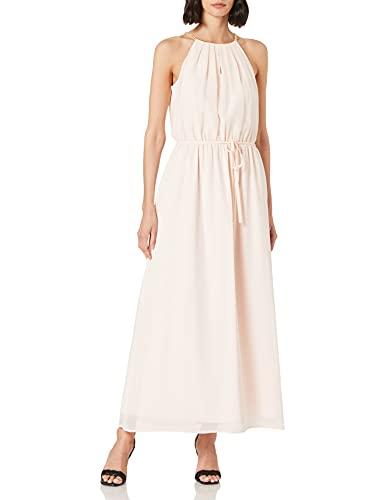 ESPRIT Collection Damen Esprit Kleid, 050EO1E316, Rosa(695/PASTEL PINK), 38