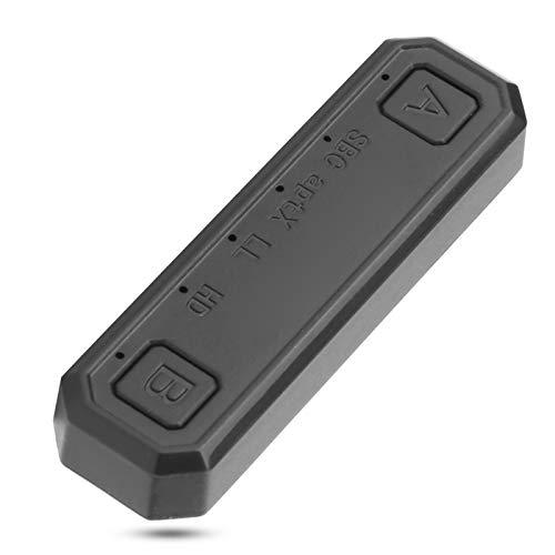 Weikeya Bluetooth Adaptateur, Bluetooth Émetteur Receveur l'audio Émetteur avec Abdos 2.402 GHz -2.480 GHz pour Ps4 / Pc/Néné léger