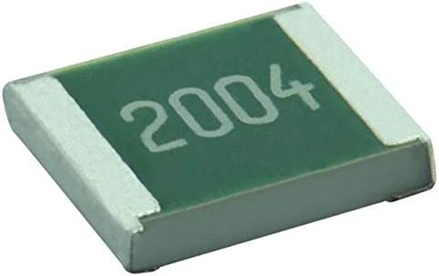 Thin Film Resistors - SMD 4.93Kohms Max 81% OFF of 25 25ppm Deluxe .1% Pack TNPW