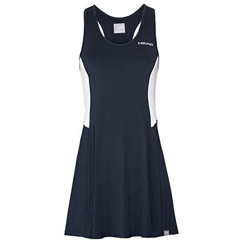 Head Vestido Club Mujer Azul Oscuro, XS
