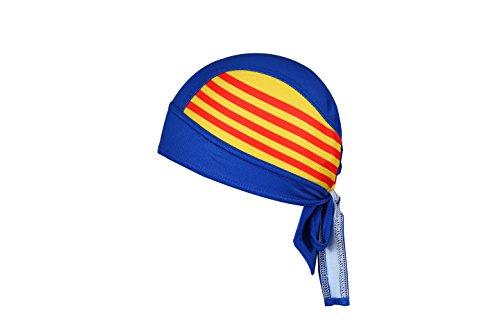 ShopINess Gorro Bandana Banderas (Catalunya)
