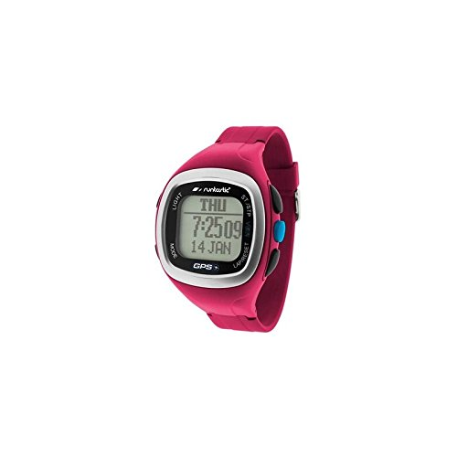Runtastic cardiofrequenzimetro GPS orologio, rosa