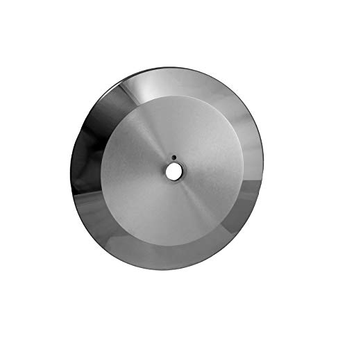 Food Service Knives Replacement Blade for Globe Meat/Deli Slicer Fits 3600 P & All P Models Made in Italy Sharp